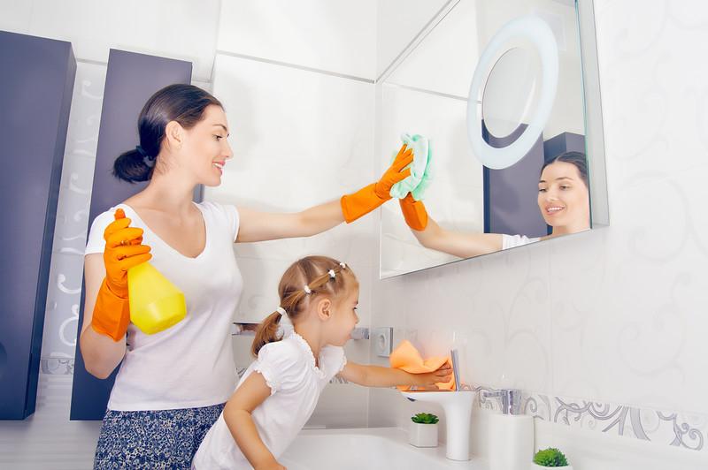 children housework, Plano Profile_parenting