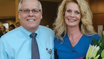 Amy Brewer nurse, Texas Health Center