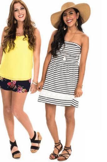 summer fashion shorts plano profile