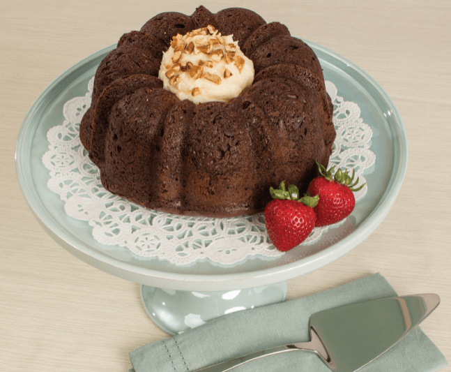 chocolate bundt cake, Plano Profile