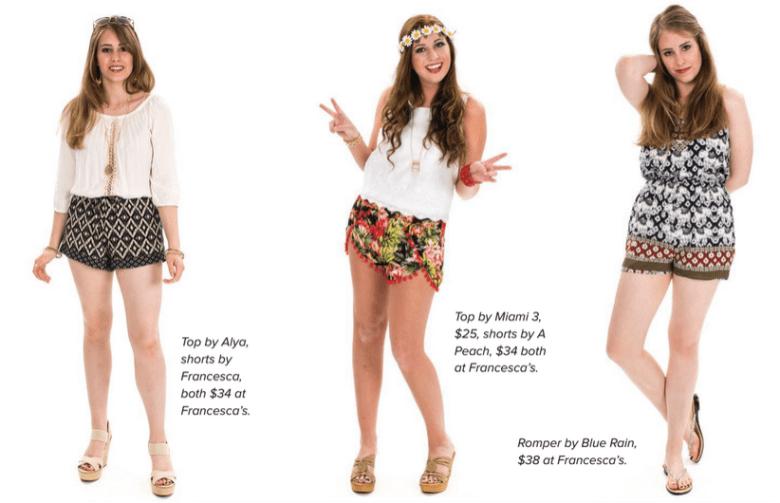 summer fashion plano profile