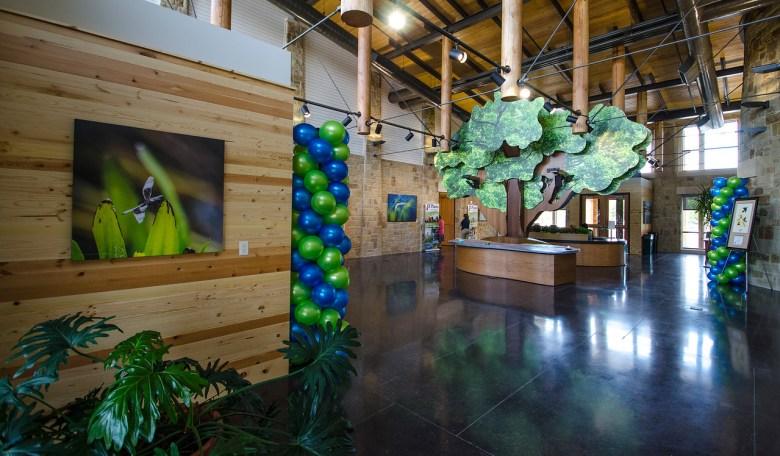 oak point nature retreat center oak point park plano