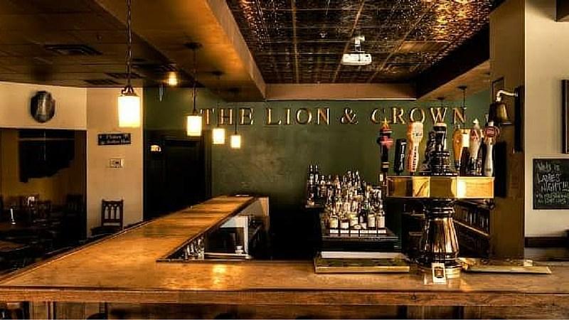 The Lion & Crown Pub