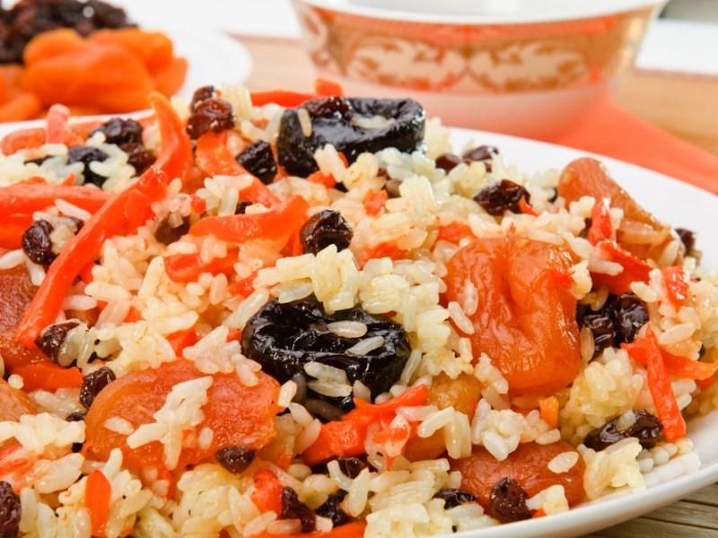 rice fruit recipe, Plano Profile