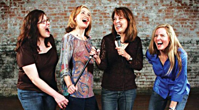 four funny females