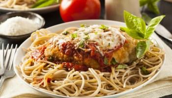 recipe baked chicken parmesan