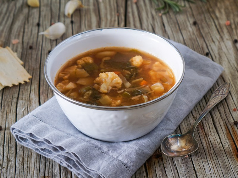 recipe southwest bean soup
