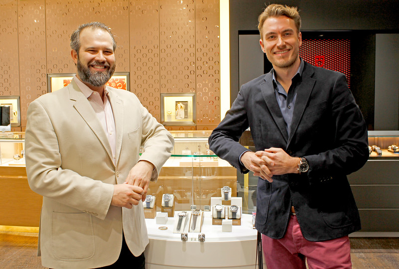 Philip Silvestri, Plano Profile, Dan Broadfoot Timeless Luxury Watches