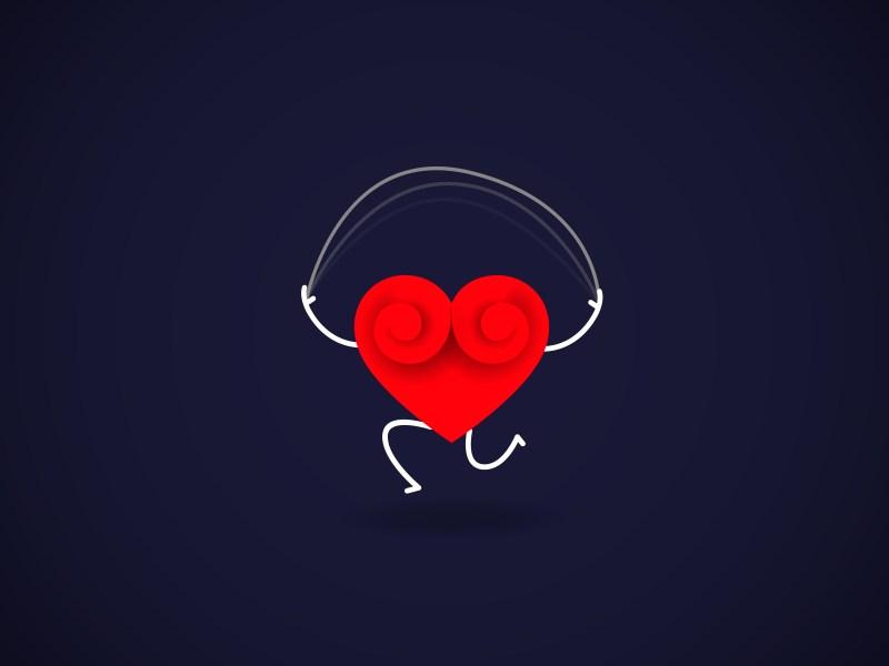 heart health excercise athlete