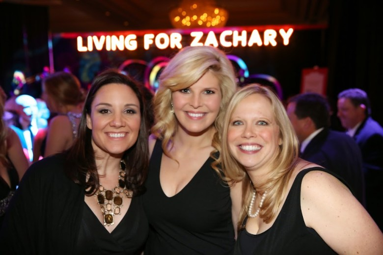 ladies living for zachary