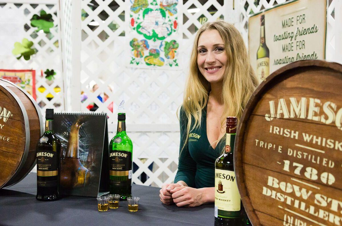 Jameson Whiskey North Texas Irish Festival