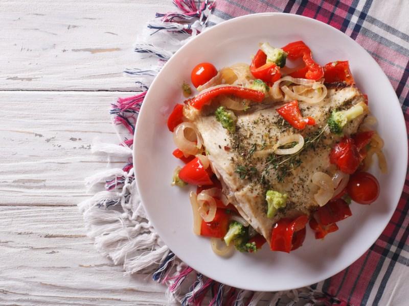 Recipe sauteed flounder fish