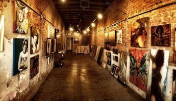 Ten 20 Gallery Art Downtown Plano