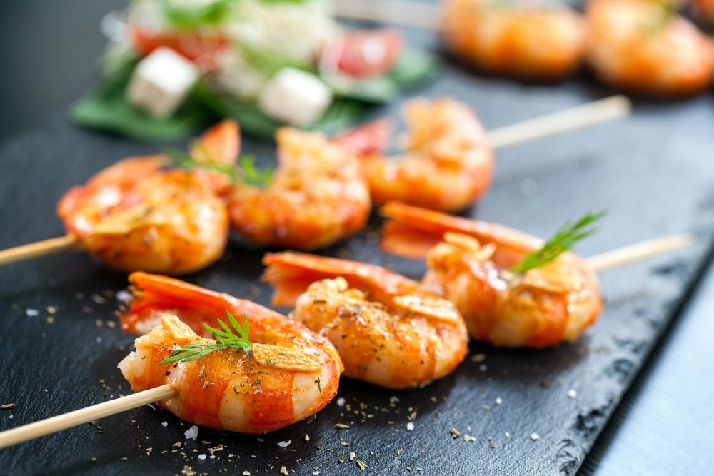recipe grilled Shrimp Skewers