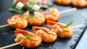 recipe grilled Shrimp Skewers