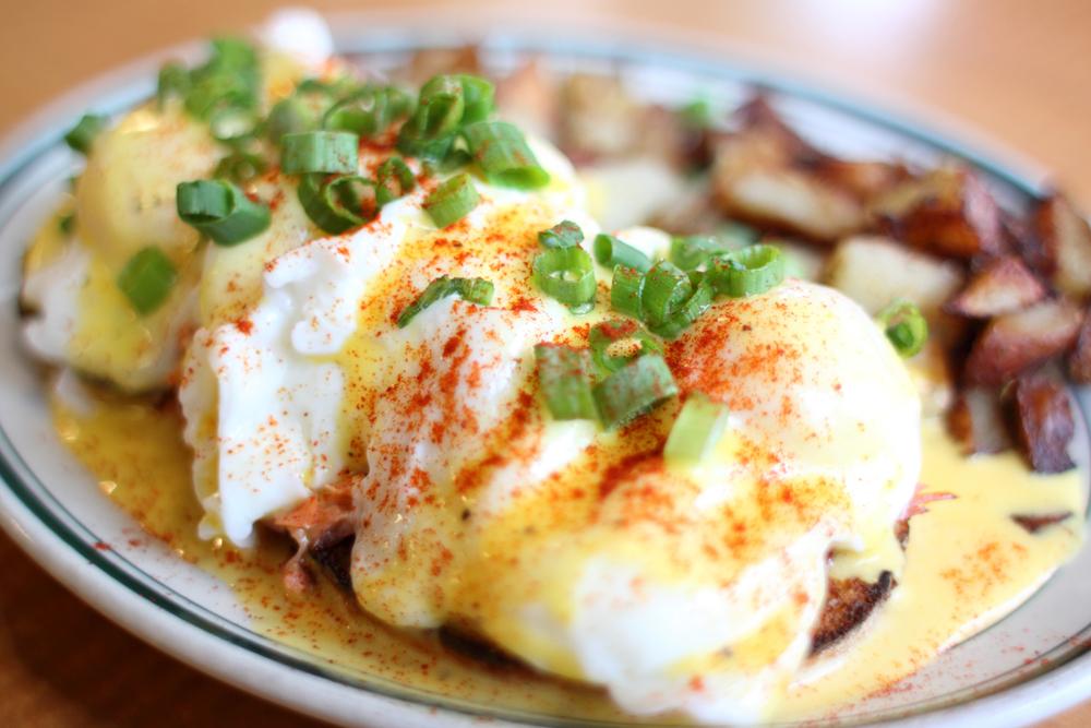 Recipe Eggs Benedict Casserole