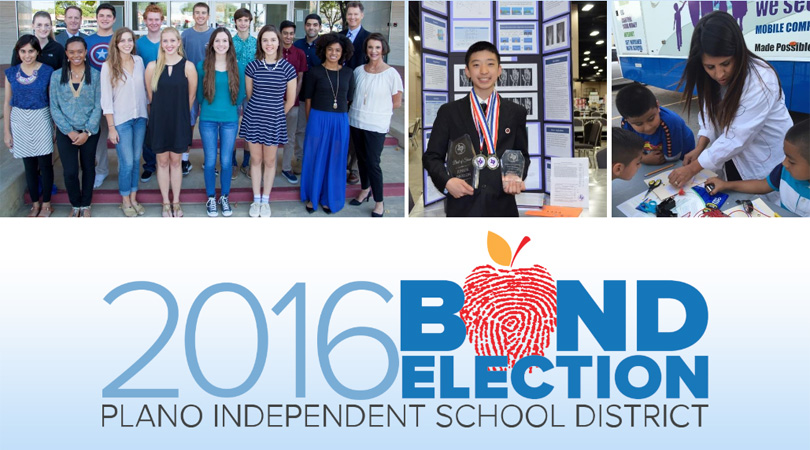 Plano ISD Bond Election