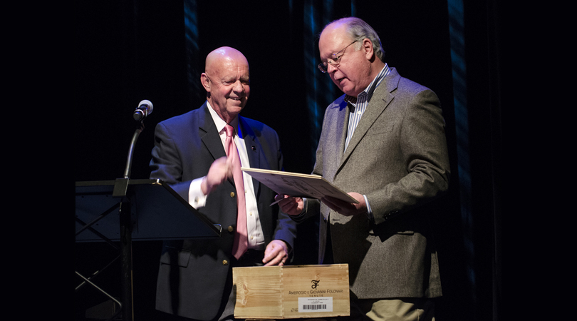 Bruck Glassock and Frank Turner