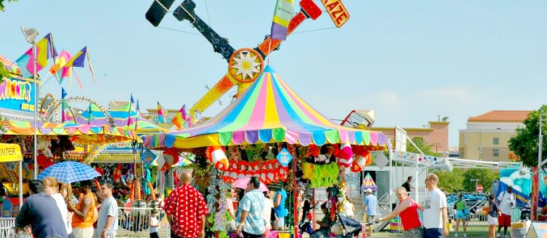 Addison Taste carnival
