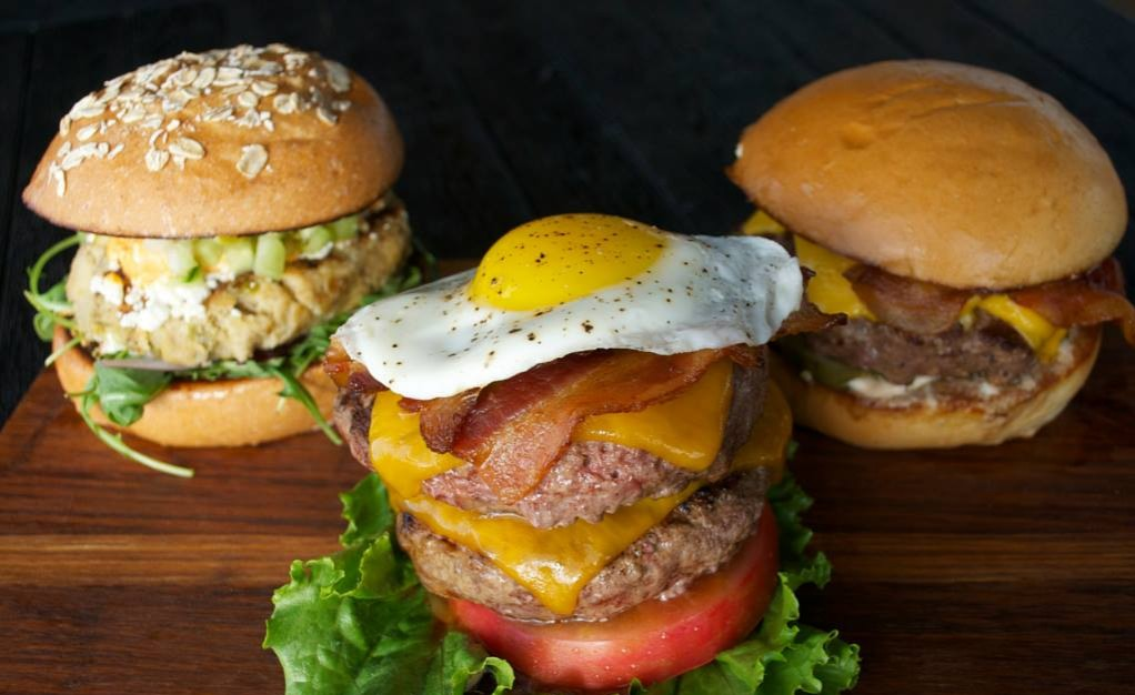 burgers, Grub Burger Bar, Plano