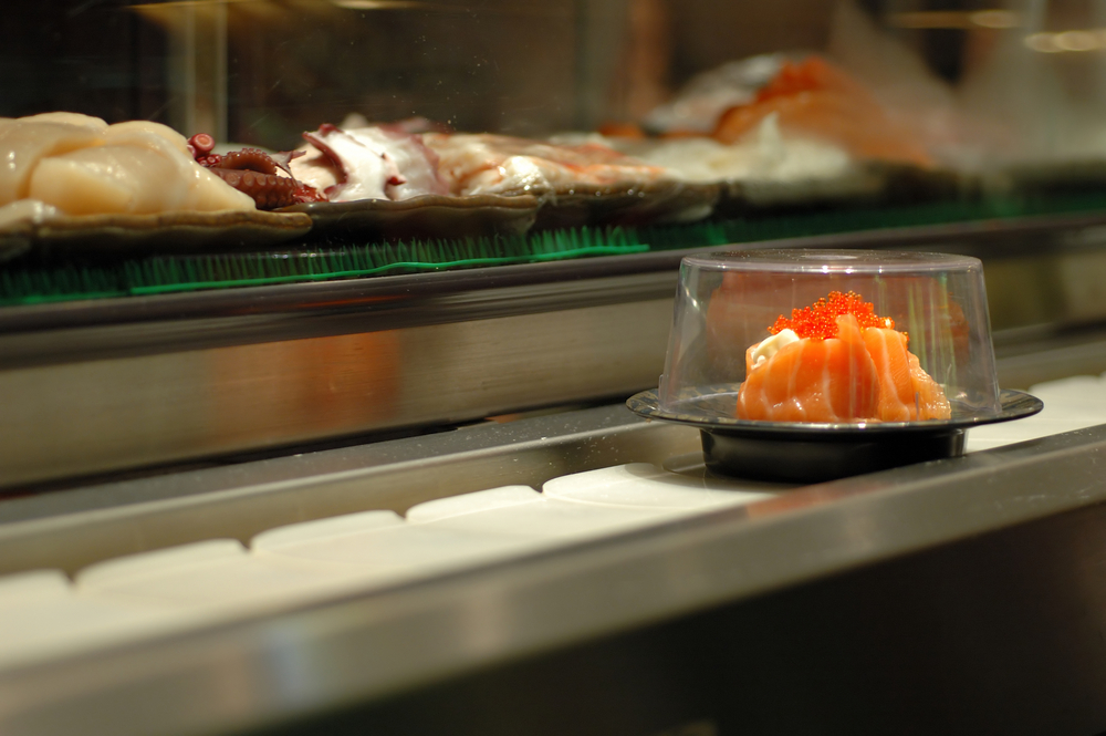 Kula Revoling Sushi Bar Plano