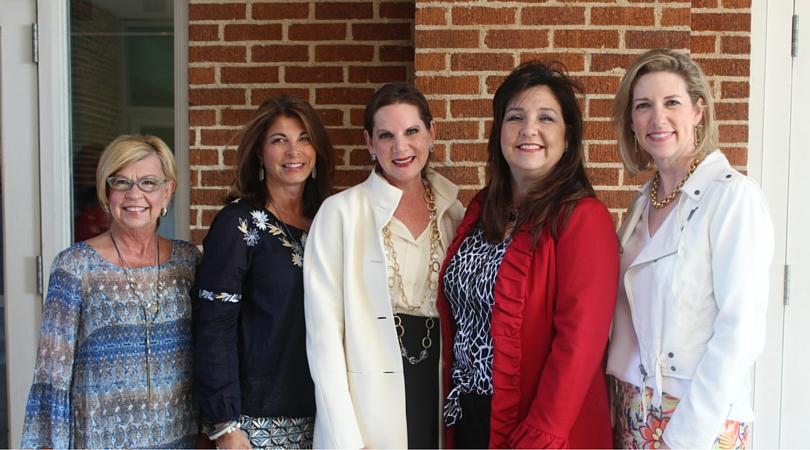 Lisa A. Raskin, Distinguished Leadership Award Plano 2016 and friends