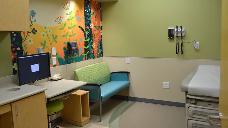 reese foster childrens clinic
