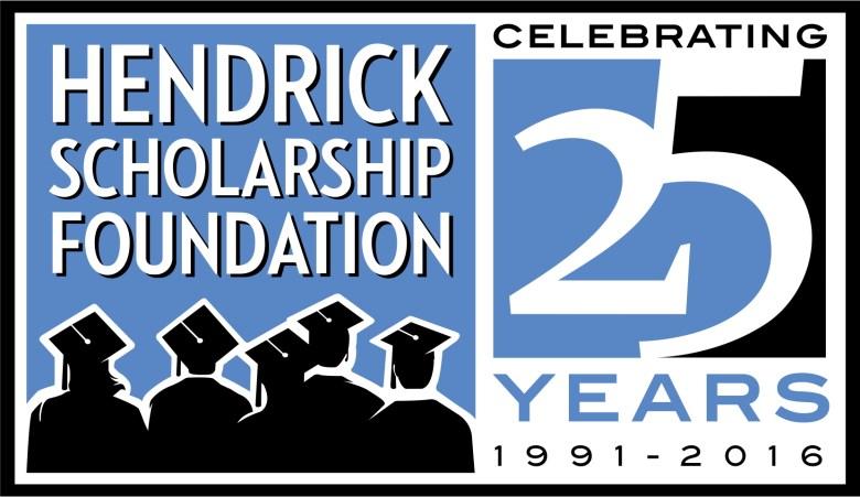 hendrick scholarship foundation celebrates 25 years
