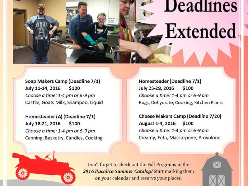 Collin County adult summer camps
