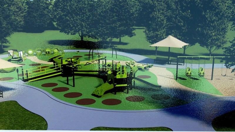 plano's jack carter park construction