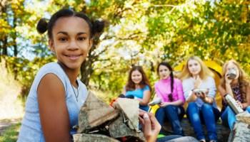 Girl Scouts of America troop