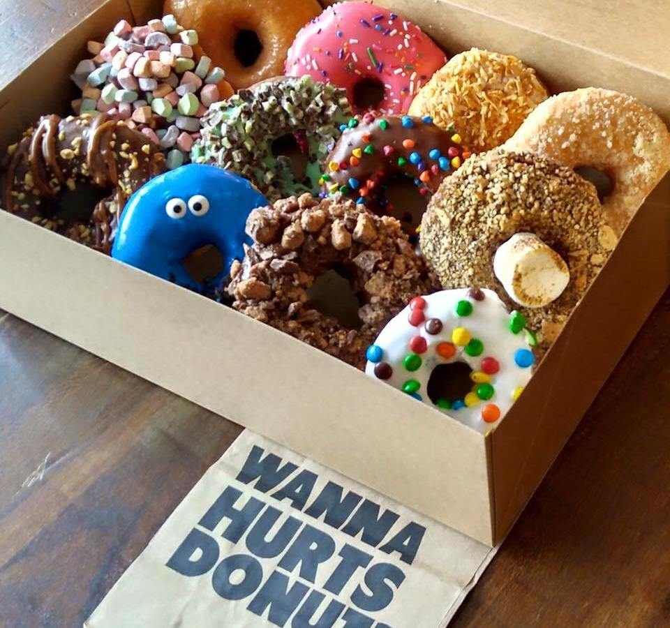 hurts donut frisco giant doughnuts