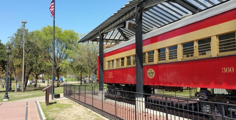 interurban railroad museum