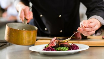 celebrity chef smack down with Tre Wilcox