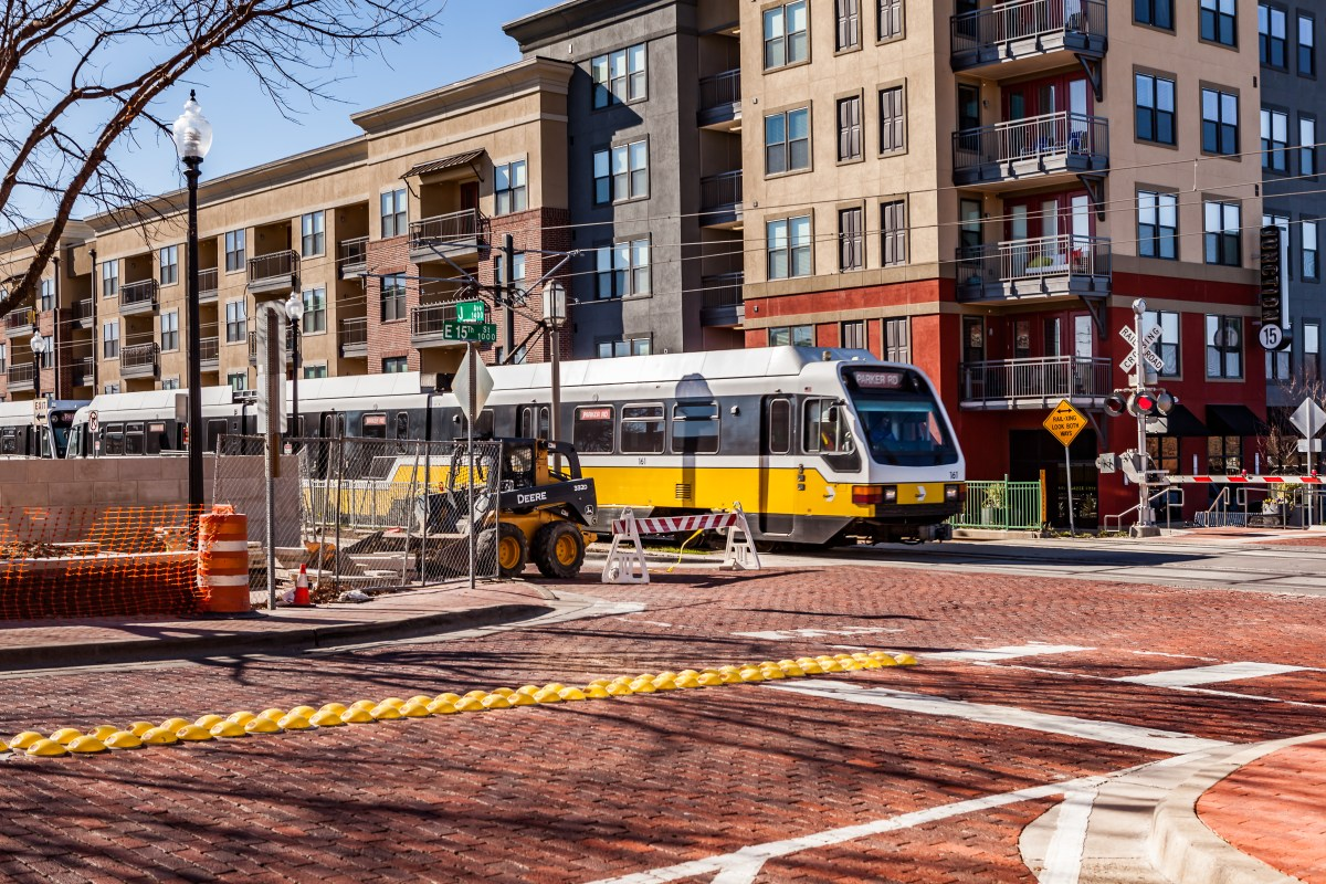 Downtown Plano by Marc Friedland Photography