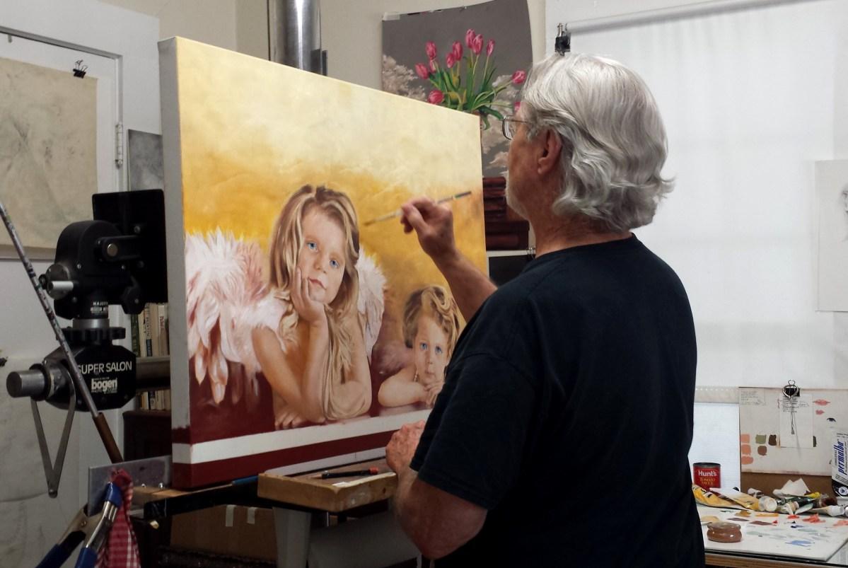 mckinney art studio tour