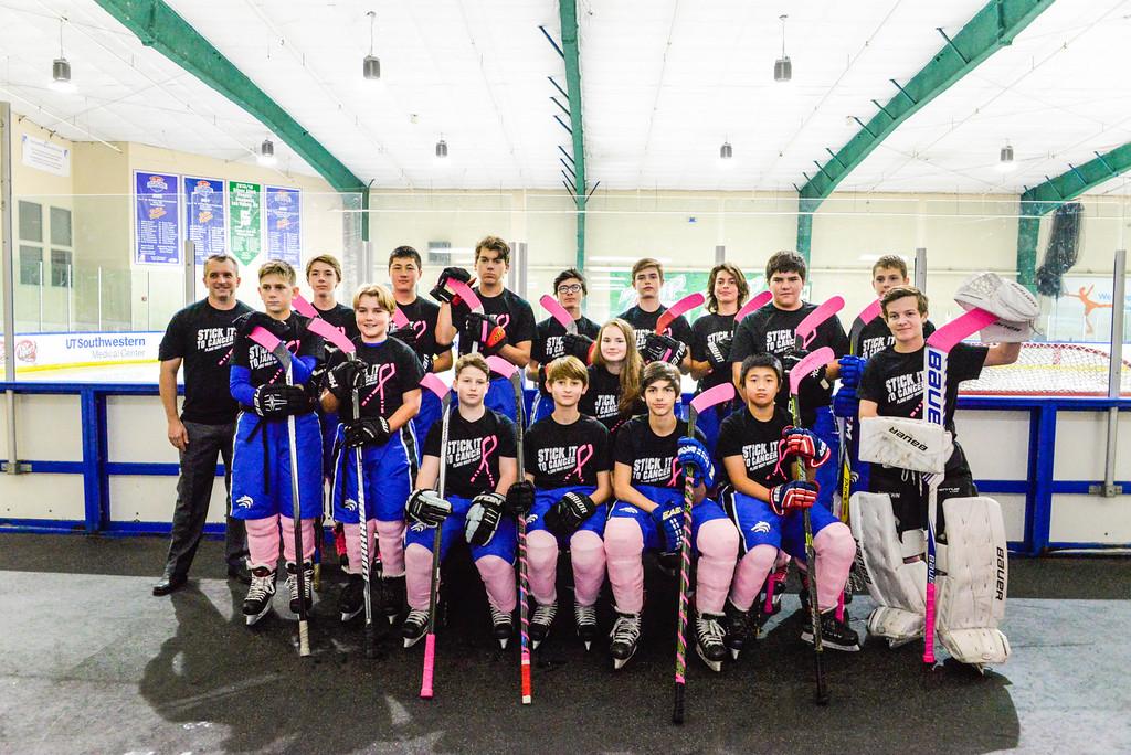 plano west wolves hockey team