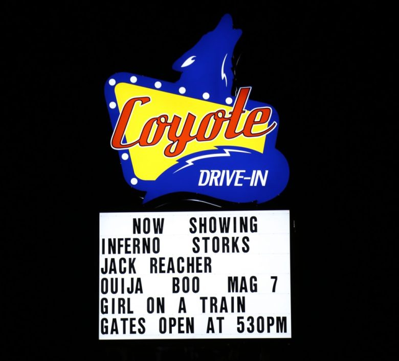 coyote theater lewisville