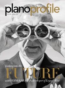 plano profile magazine march cover