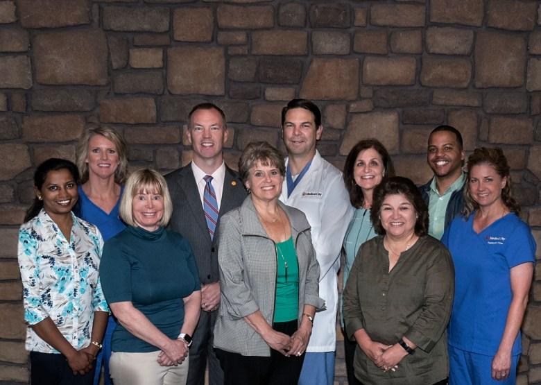 medical city plano trauma team hospital