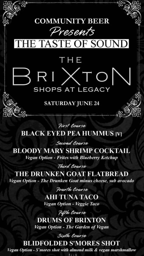 community beer the brixton shops at legacy