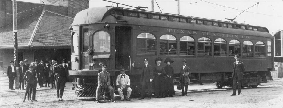 downtown plano interurban railway museum