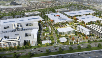 Legacy Central, Plano, Texas, Amazon HQ2, Texas Instruments