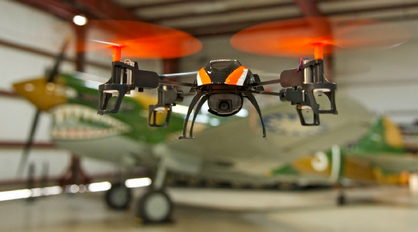 drone wars, Cavanaugh Flight Museum, drone racing, Addison