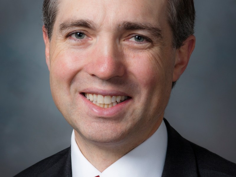 senator van taylor headshot