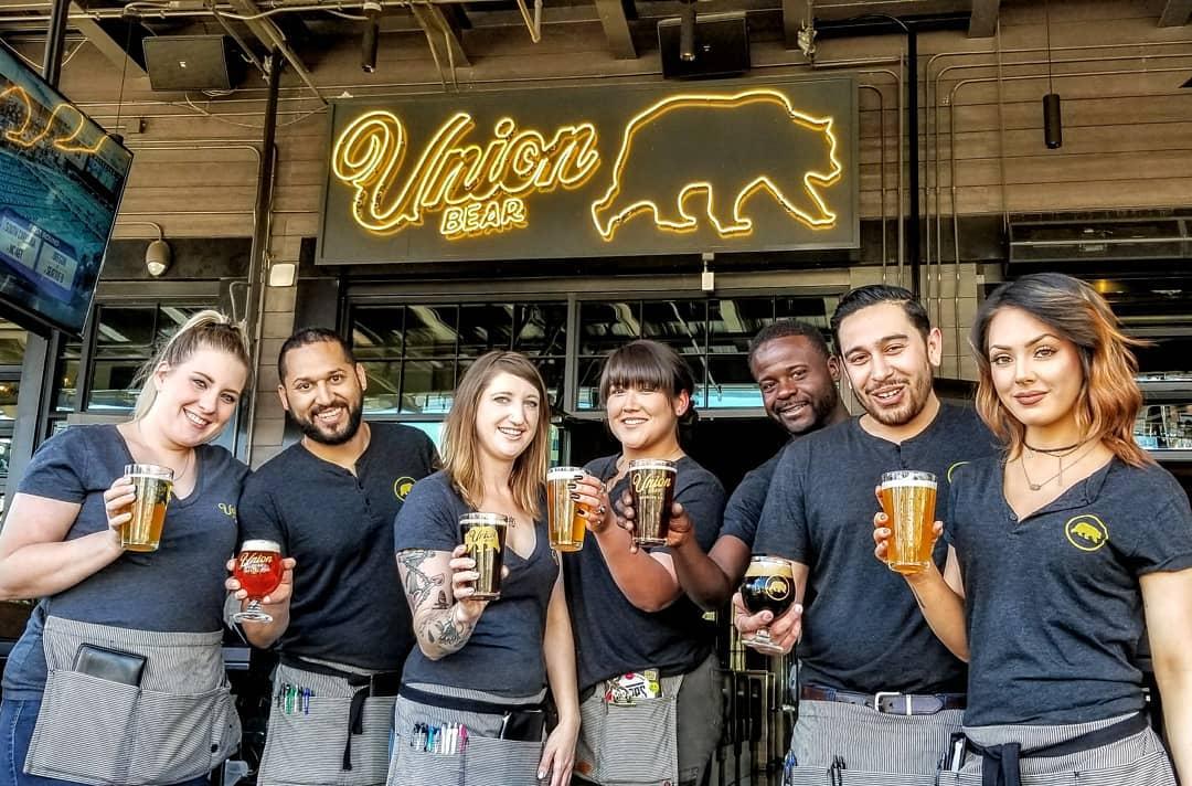 beer Granite Park, Union Bear Brewing, Plano, The Boardwalk,