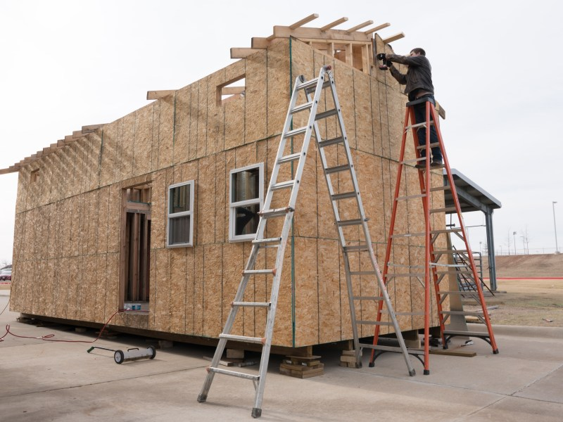 Grace to Change McKinney tiny houses substance abuse plano profile