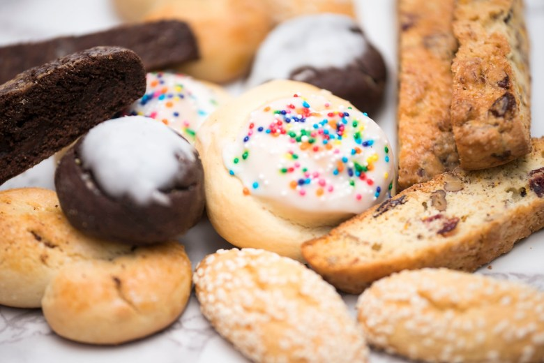 femia foods, italian cookies, plano texas