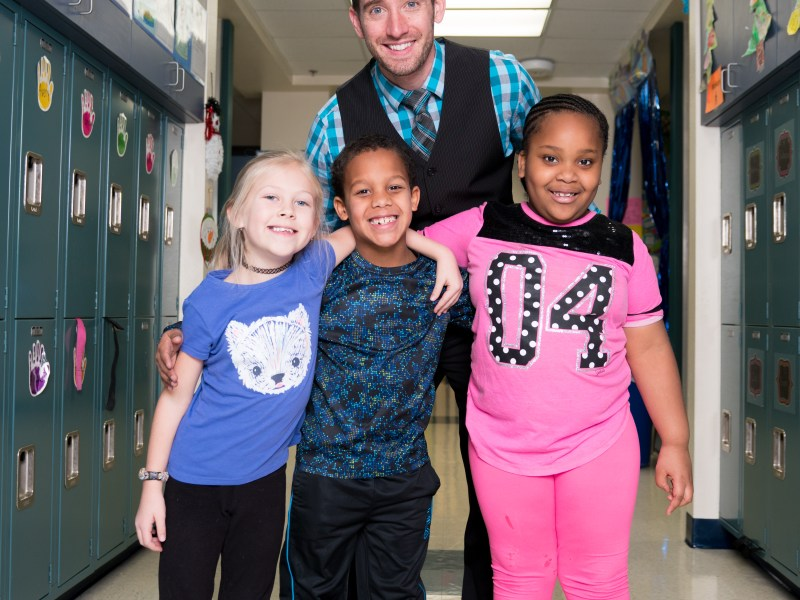 Christie Elementary, SEL, Ryan Steele, students, PISD, school district, Plano