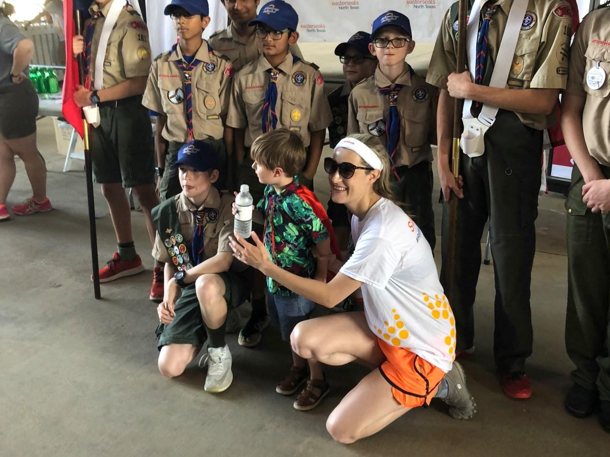Scouts, Boy Scouts, Troop 181, community service